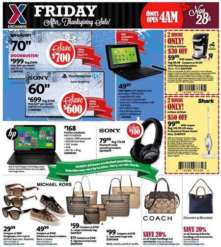 Aafes Black Friday Ad Released