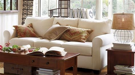 Pottery Barn Loveseat by Quot Pottery Barn Quot Living Room Sofas With A Vintage Touch