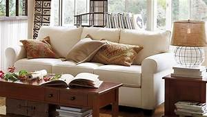 Potterybarn sofas brew home for Pottery barn sectional sofa reviews