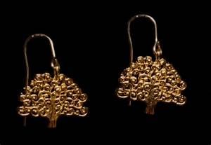 Arbre à Boucle D Oreille : boucles d 39 oreilles gustav klimt l 39 arbre de vie ~ Teatrodelosmanantiales.com Idées de Décoration
