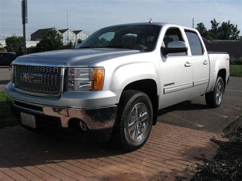 auto air conditioning repair 2012 gmc sierra 1500 on board diagnostic system purchase used 2012 gmc sierra 1500 slt crew cab pickup 4 door 5 3l in mentor ohio united