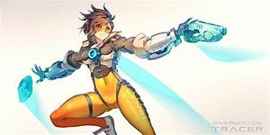 Tracer Overwatch The Series Fanon Wiki FANDOM