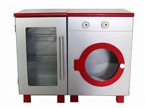 Waschmaschine Abdeckung Holz : spielkuche holz waschmaschine ~ Michelbontemps.com Haus und Dekorationen