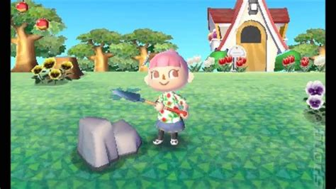 animal crossing  leaf leaked ds rom  youtube
