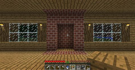Fireplace Designs Minecraft by Minecraft Is This Fireplace Safe Arqade