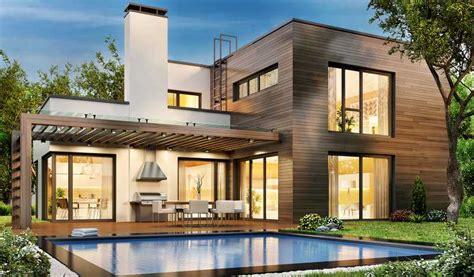 Moderne Häuser Mit Grossen Fenstern by Domy Samowystarczalne Energetycznie Czy To Możliwe