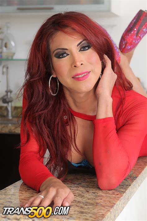 Natalia Rivas   TS Natalia Rivas loves having som
