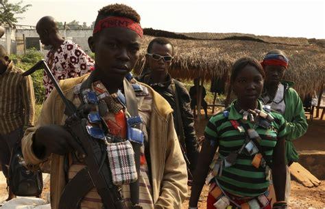 South Sudan Militia Free 280 Child Soldiers