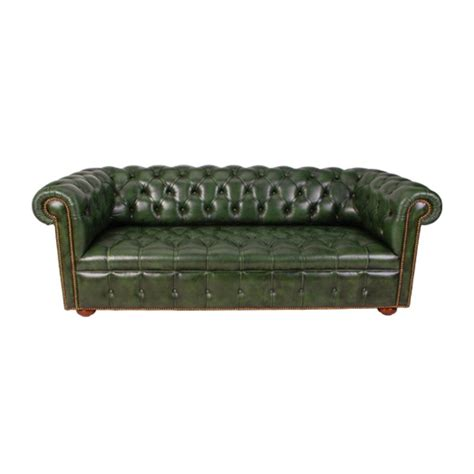 green chesterfield sofa chesterfield sofa 82 green formdecor