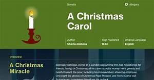 A Christmas Carol Plot Diagram