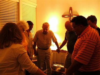 Prayer Groups Pray Christian Together Support Church