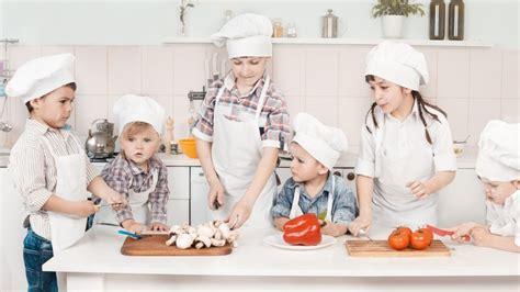 happy vegetarian kids cooking healthy udemy