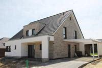 Moderne Klinkerhäuser by Haustyp Herten Modernes Einfamilienhaus Mit Satteldach