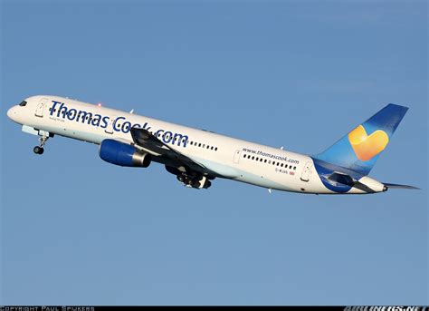 Boeing 757-21K - Thomas Cook Airlines | Aviation Photo ...