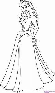 Princess Aurora Coloring Page | princess Rae | Pinterest ...