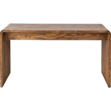 x bureau bureau contemporain en bois authentico kare design