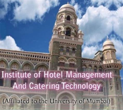 anjuman  islams institute  hotel management catering