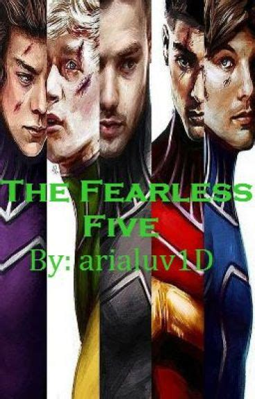 fearless  superhero  direction fanfic