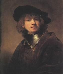 WebMuseum: Rembrandt: Self-Portraits