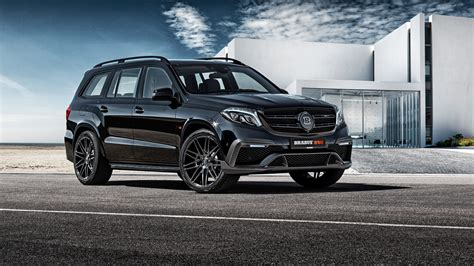 Mercedes Gls Class 4k Wallpapers by Stylish Black Suv Mercedes Gl Class Wallpapers And