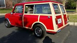 Fs   1961 Classic Mini Woodie Wagon