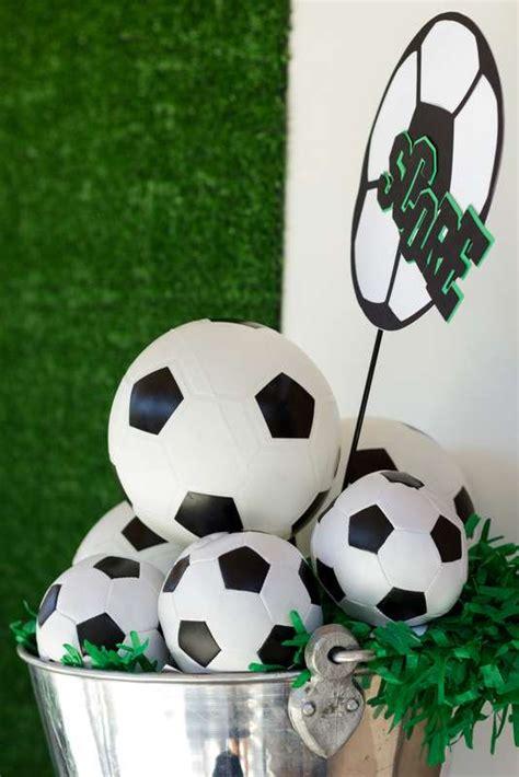Soccer Birthday Party, Girl Sports Ideas
