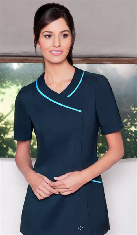 Handy side pockets and a relaxed fit make the beauty top practical and comfortable to wear. Nurses uniforms | Beauty & Spa Uniforms - Diamond Designs ...