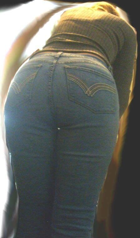 Asses Photo Candid Pawg Milf Ass In Tight Jeans Vpl