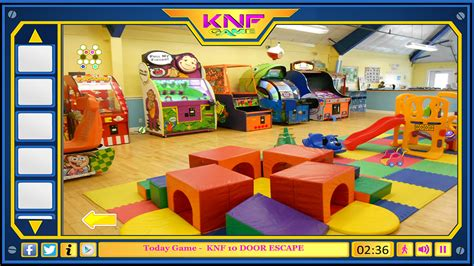 Can You Escape Kids Play Room
