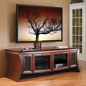 JSP Furniture S-50 Serenade TV Stand with Flat Screen