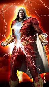 Shazam Injustice Gods Among Us By JPGraphic On DeviantArt