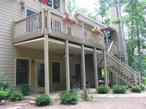 Waterproofing Under A Deck by Patio Drainage Systems Quotes