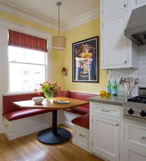 kitchen alcove ideas stylish kitchen nook design ideas
