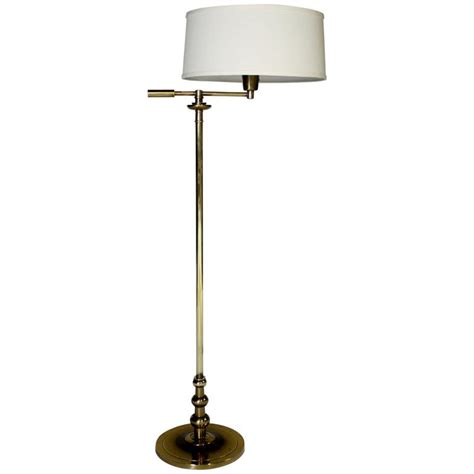 stiffel floor l shade stiffel graduated brass floor l for sale at 1stdibs