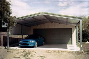Carport Vor Garage : garage with carport ~ Sanjose-hotels-ca.com Haus und Dekorationen
