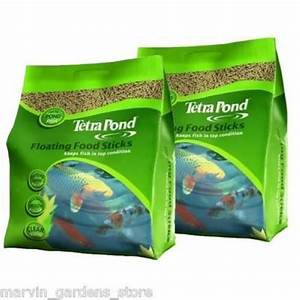 Tetra Pond Sticks : tetra pond sticks fish food 11 lbs tetra koi food 16457 ebay ~ Yasmunasinghe.com Haus und Dekorationen