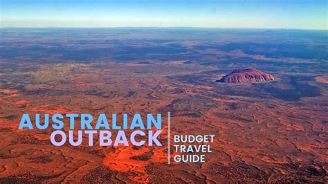 alice springs  uluru australia budget travel guide