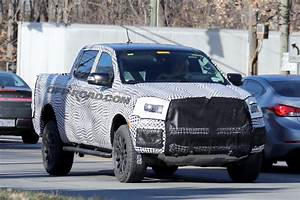 2019 Ford Ranger Fx4 Caught In Its Production Body