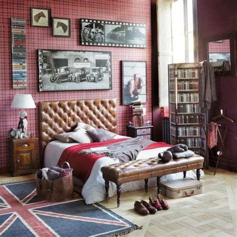 modern interior decorating  british symbols