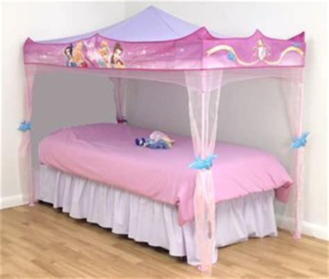 accessoirs cuisine disney princess seul lit à baldaquin de taille amazon fr