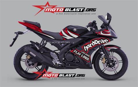 modif striping yamaha r15 black harddrive motoblast