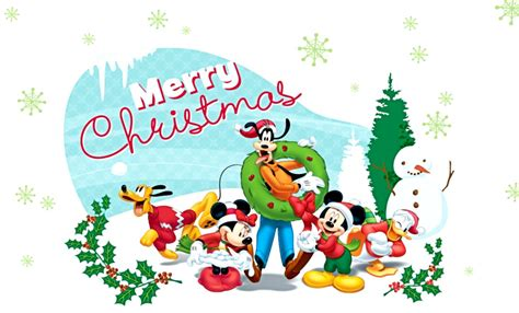 merry christmas mickey mouse wallpaper hd wallpapers mhytic