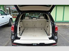 BMW X5 Photos 2014 BMW X5 cargo area thirdrow folded