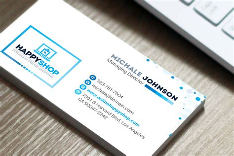 business card   commerce   shop shopping
