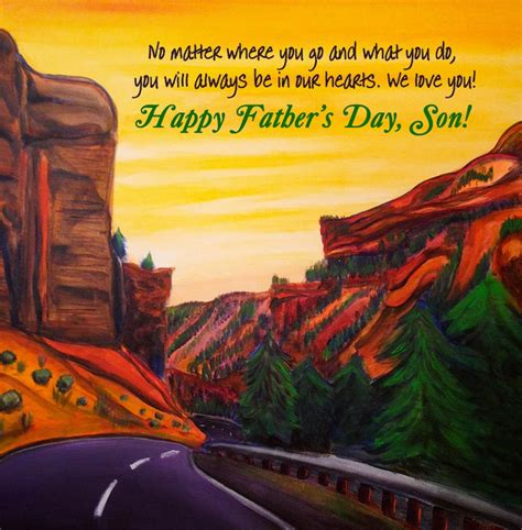 There, a woman called sonora smart dodd i'm writing this to you on father's day. Fathers Day Messages & Quotes for Son | CardMessages.com