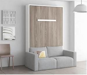 canap lit escamotable secret de chambre With tapis chambre enfant avec canapé payer en 4 fois sans frais