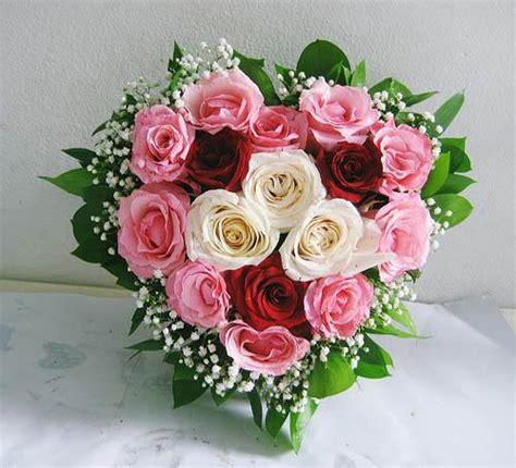 raka florist foto foto rangkaian bunga