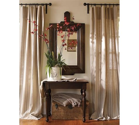 pottery barn curtains decosee pottery barn curtains