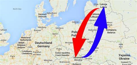 Regulāri kravu pārvadājumi Latvija - Slovākija - Latvija