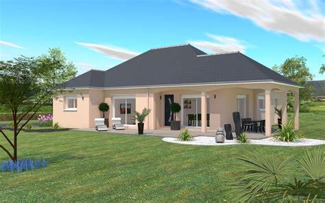 style de maison moderne plain pied maison plain pied morbihan maison moderne